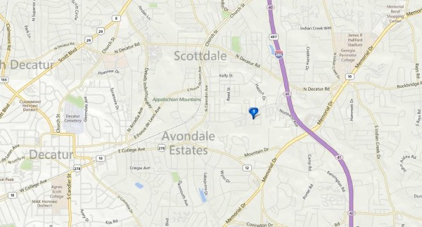 Avondale Estates Home In Rammel Oaks